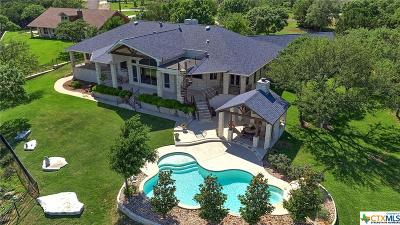 Belton Single Family Home For Sale: 5001 Lago Vista