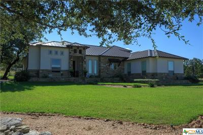 New Braunfels Single Family Home For Sale: 335 Lookout Ridge