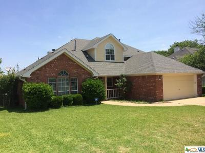 Harker Heights TX Single Family Home For Sale: $150,000