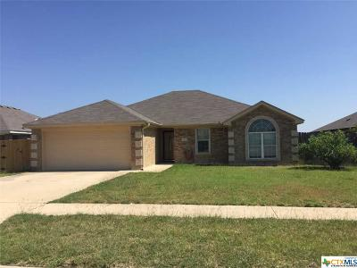 Killeen Single Family Home For Sale: 3511 Armstrong County Court