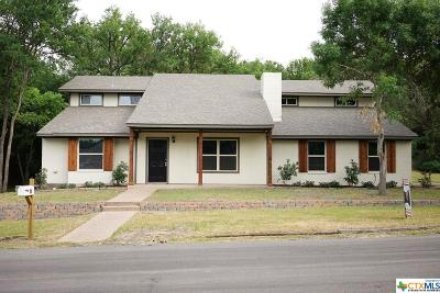 Belton Single Family Home For Sale: 14 E Hopi Lane