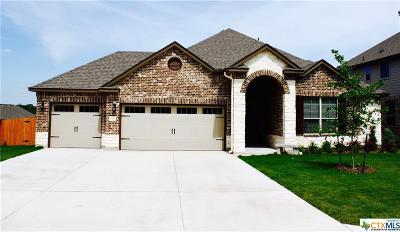 Belton Single Family Home For Sale: 5501 Juno
