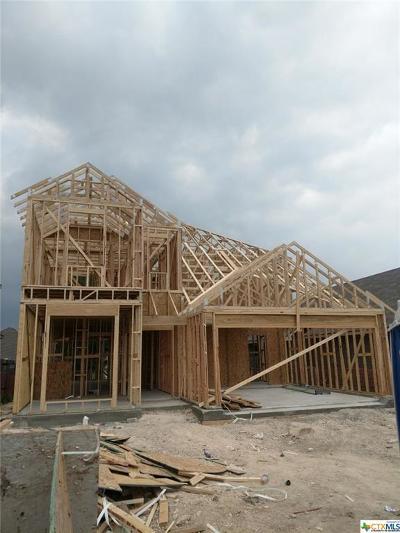 Killeen Single Family Home For Sale: 3527 Addison