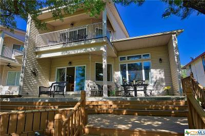 Canyon Lake Single Family Home For Sale: 2084 Lakeland #A