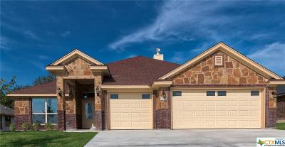 Killeen Single Family Home For Sale: 7701 Obsidian Drive