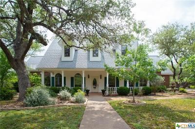 Hays County Single Family Home For Sale: 2301 River Road