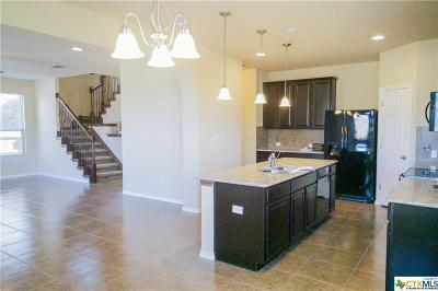 Killeen Single Family Home For Sale: 3705 Rusack Drive