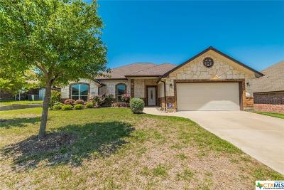 Harker Heights Single Family Home For Sale: 2531 Leatherwood Drive