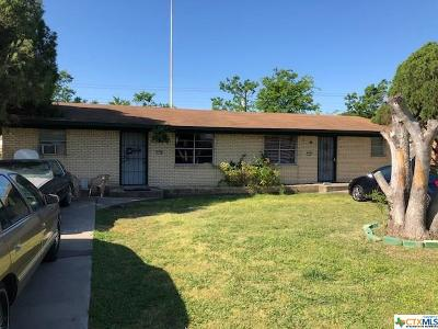 Harker Heights Single Family Home For Sale: 218 E Valley Road