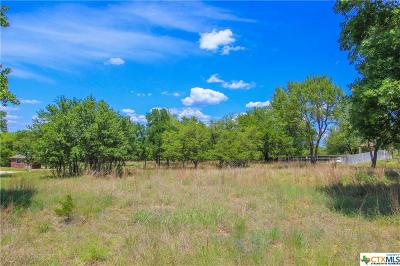 Salado Residential Lots & Land For Sale: 0000 Creekview