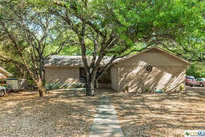 Belton Single Family Home For Sale: 704 Estate