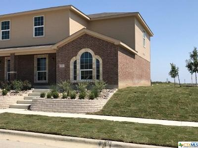Killeen Condo/Townhouse For Sale: 6800 Student Union