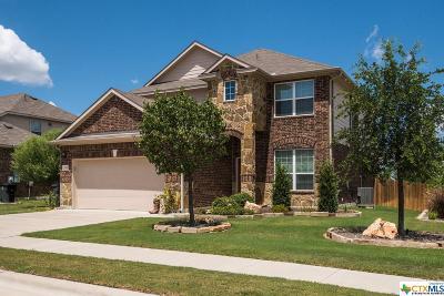 Killeen Single Family Home For Sale: 2501 John Helen