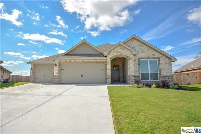 Temple TX Single Family Home Pending: $254,550
