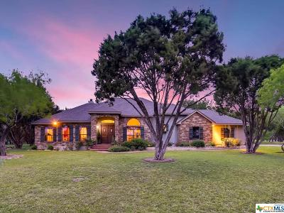 New Braunfels TX Single Family Home For Sale: $489,000