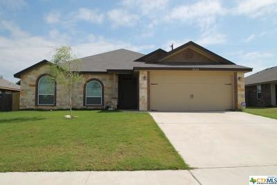 Killeen Single Family Home For Sale: 2905 Montague County Drive