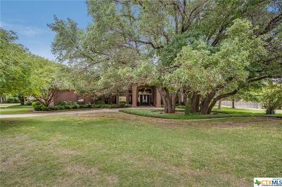 Belton Single Family Home For Sale: 1007 Crescent Drive