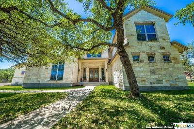 New Braunfels Single Family Home For Sale: 614 Cambridge Drive
