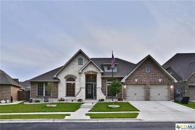 Seguin Single Family Home For Sale: 3058 Hidden
