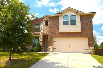 Killeen Single Family Home For Sale: 4901 Birmingham Circle