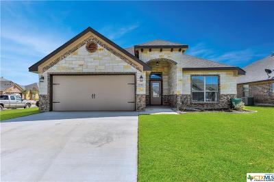 Temple TX Single Family Home For Sale: $225,300