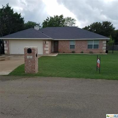 Belton Single Family Home For Sale: 6 S Winecup Drive