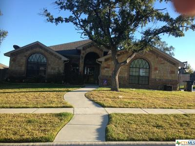 Killeen Single Family Home For Sale: 6308 Siltstone Loop