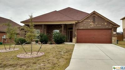Harker Heights Rental For Rent: 807 Siena