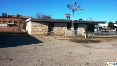 Lampasas Commercial For Sale: 1004 S Key
