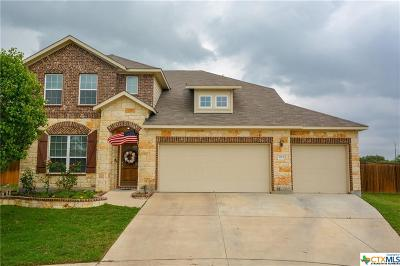 Killeen Single Family Home For Sale: 3715 Rusack