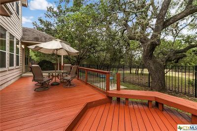 San Antonio Single Family Home For Sale: 23515 Beaver Creek