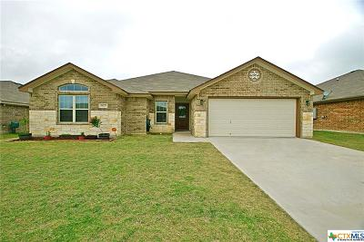 Copperas Cove Single Family Home For Sale: 3422 Plains Drive