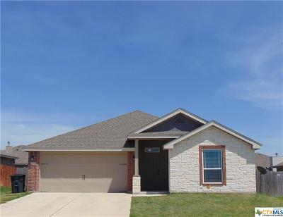 Killeen Single Family Home For Sale: 7206 Spirit Of The West Drive