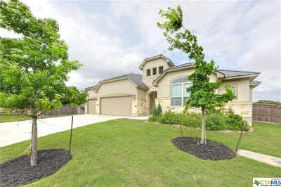 New Braunfels Single Family Home For Sale: 852 Boomerang Court