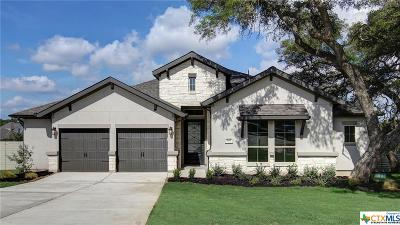 New Braunfels Single Family Home For Sale: 595 Cloister Road