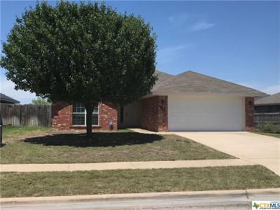Killeen Single Family Home For Sale: 5905 Lolly Loop