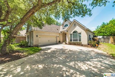 Belton Single Family Home For Sale: 2704 Garden Brook Trail