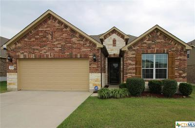 Harker Heights Single Family Home For Sale: 820 Olive Lane