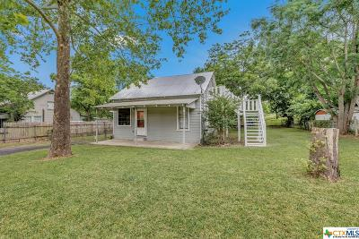 New Braunfels Single Family Home For Sale: 218 S Central