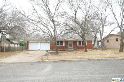 Copperas Cove Single Family Home For Sale: 503 Ridge Street