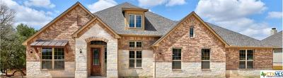 New Braunfels Single Family Home For Sale: 5675 Copper Valley