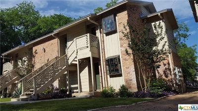 San Marcos Condo/Townhouse For Sale: 421 W San Antonio #E2