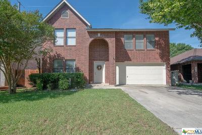 San Antonio Single Family Home For Sale: 9623 Garden Path