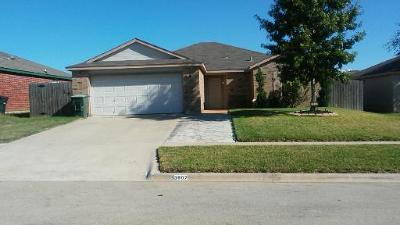 Killeen Single Family Home For Sale: 3607 Viewcrest Drive