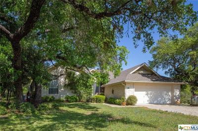 Wimberley Single Family Home For Sale: 14 Brookmeadow