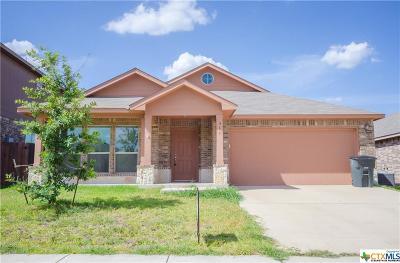 Killeen Single Family Home For Sale: 311 W Vega Lane