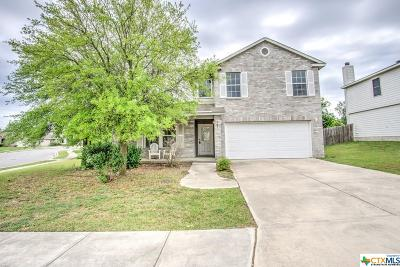 Cibolo Single Family Home For Sale: 201 Bridge Crossing