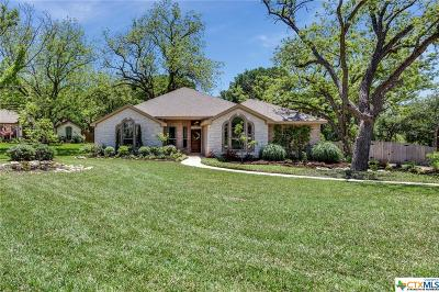 Belton Single Family Home For Sale: 835 Ridgeoak Drive