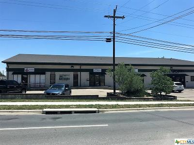 Harker Heights Commercial For Sale: 901-907 S Amy