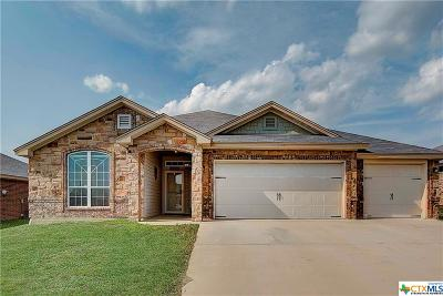 Killeen Single Family Home For Sale: 3001 Tarrant County
